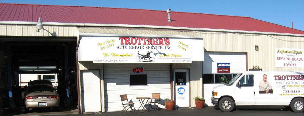 Expert Auto Repair Shop in Bellingham | Trottner's Auto Repair and Service