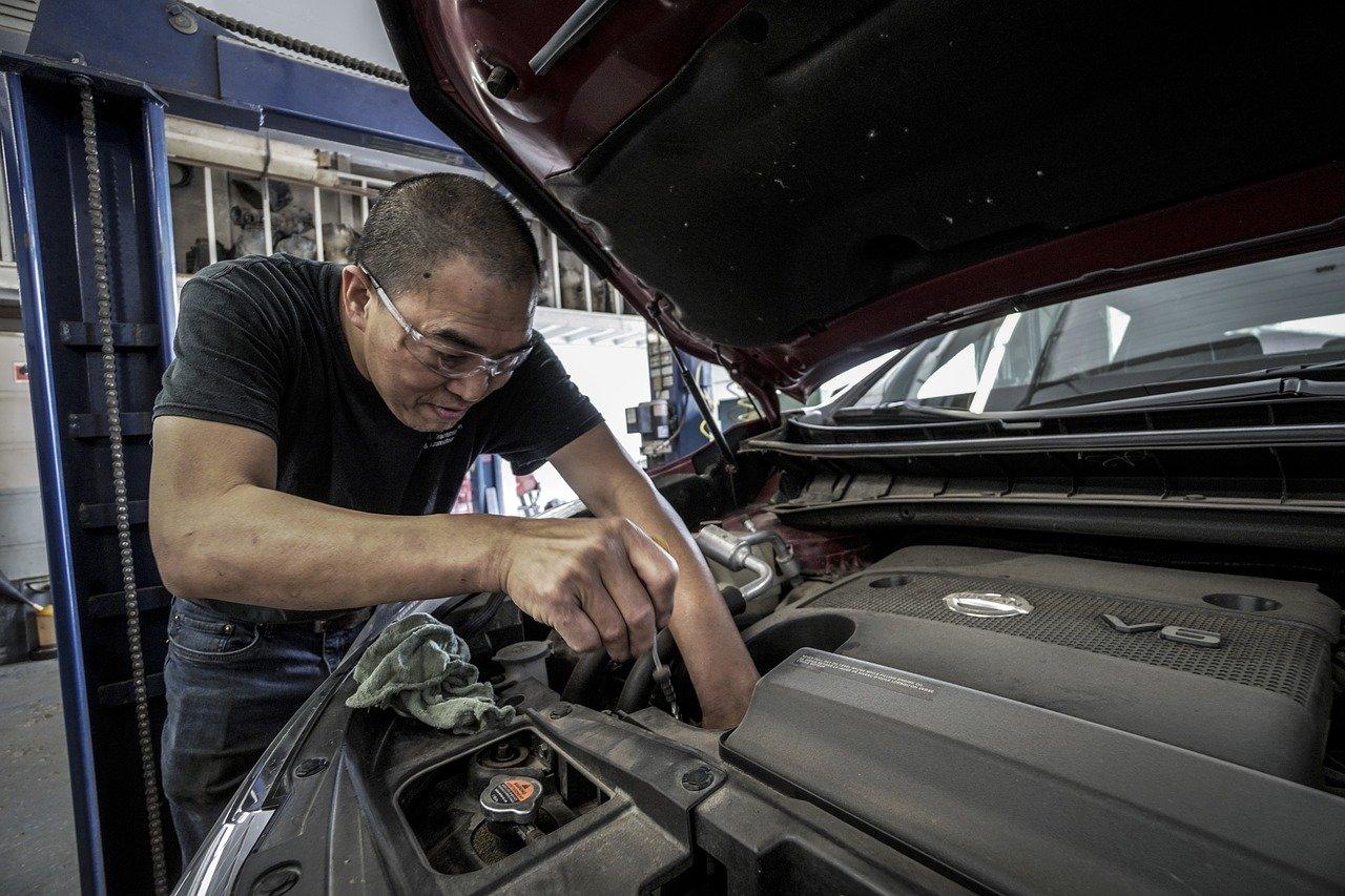 Car Maintenance Schedule Near Sudden Valley